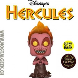 Funko Pop Disney Hercules - Hades phosphorescent Chase Edition Limitée