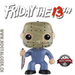 Funko Pop Horror Friday the 13th Jason Voorhees Edition Limitée