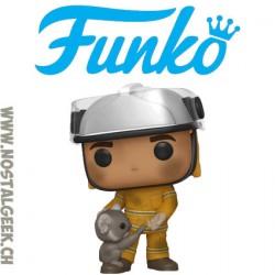 Funko Pop Bushfire Heroes Exclusive Vinyl Figure