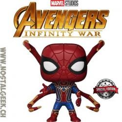 Funko Pop Marvel Avengers Infinity War Iron Spider (Infinity War) (Spider Legs) Exclusive Vinyl Figure
