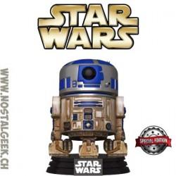 Funko Pop Star Wars R2-D2 (Dagobah) Exclusive Vinyl Figure