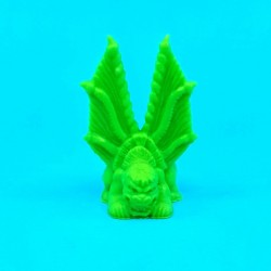 Monster in My Pocket - Matchbox - Series 1 - No 20 Catoblepas (Green) second hand figure (Loose)