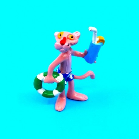 Pink Panther Summer second hand figure (Loose)