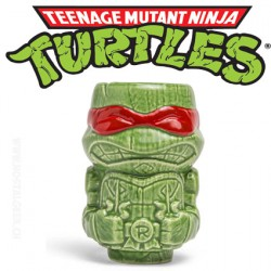 Teenage Mutant Ninja Turtles Raphael Geeki Tikis Mini Mug Exclusive