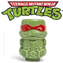 Teenage Mutant Ninja Turtles Raphael Geeki Tikis Mini Mug