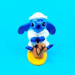Disney Lilo et Stitch - Stitch on camel second hand figure (Loose)