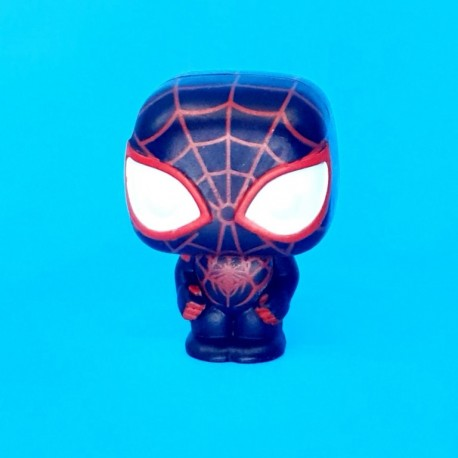 Funko Pop Pocket Spider-Man (Miles Morales) second hand figure (Loose)