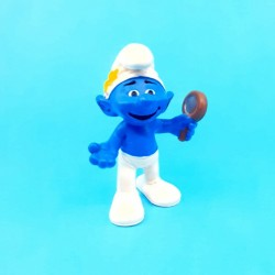 The Smurfs - Smurf coquet second hand Figure (Loose)
