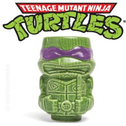 Teenage Mutant Ninja Turtles Donatello Geeki Tikis Mini Mug Exclusive