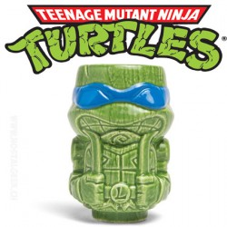 Teenage Mutant Ninja Turtles Leonardo Geeki Tikis Mini Mug Exclusive