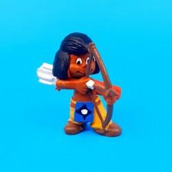 Yakari Graine de Bison Figurine d'occasion Schleich (Loose)