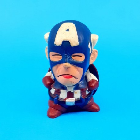 Marvel Captain America cry second hand figure (Loose)