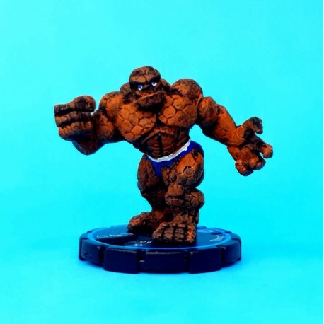 Heroclix Marvel The Thing second hand figure (Loose)