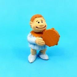 Il était une fois l'Homme - Petit Gros avec tambourin second hand figure (Loose)