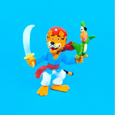 Sandokan with Parrot second hand figure (Loose)