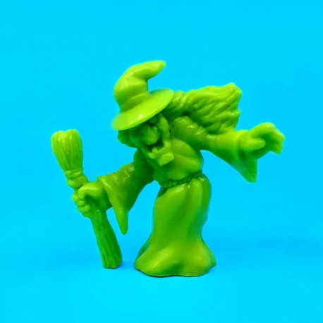 Monster in My Pocket - Matchbox - Series 1 - No 44 Witch (Green) second hand figure (Loose)