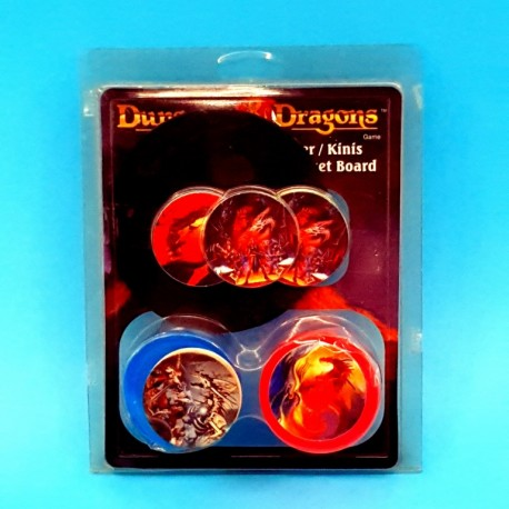 Dungeons & Dragon Pack of Pogs second hand figure (Loose)
