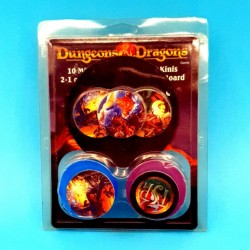 Dungeons & Dragon Set de Pog Figurine d'occasion (Loose)
