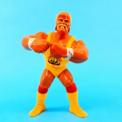 Wrestling WWF Hulk Hogan second Action Figure (Loose)