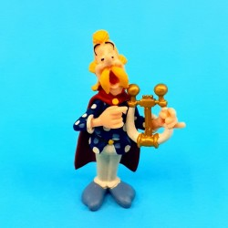 Asterix & Obelix Troubadix second hand figure (Loose)