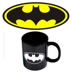 Batman - Glows in the Dark Mug