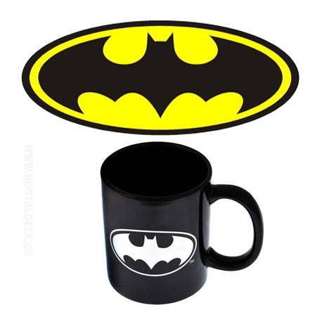Phosphorescente Tasse Batman Cuisine Geek Suisse Shop nNv0wOm8