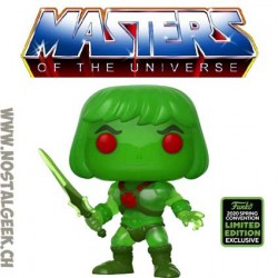 Funko Pop ECCC 2020 Masters of the Universe He-Man (Slime Pit) Edition Limitée