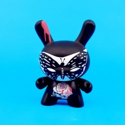 Dunny Lady Aiko Lady Butterfly Fatale Series No Ear Ring second hand figure (Loose)