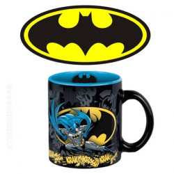 Batman Action Mug