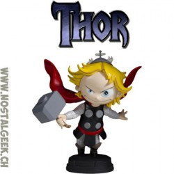 Marvel Gentle Giant Thor Animated Statue Lightly Damaged box