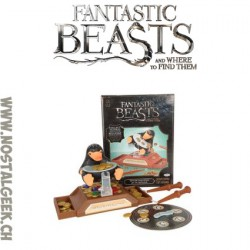 Fantastic Beasts- Board Game- Niffler Challenge