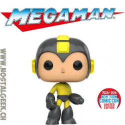 Funko Pop! Games NYCC 2016 Megaman - Thunder beam Edition Limitée