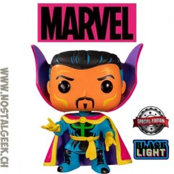 Funko Pop Marvel Doctor Strange (Black Light) Exclusive Vinyl Figure