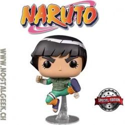 Funko Naruto Shippuden Rock Lee Exclusive Vinyl Figure