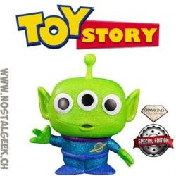 Funko Pop Disney Toy Story Alien (Diamond collection) Exclusive Vinyl Figure