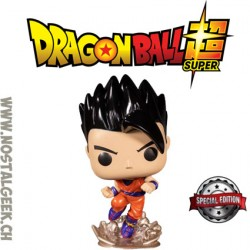 Funko Pop Dragon Ball Super Gohan (Metallic) Edition Limitée