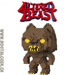 Funko Pop Movie Altered Beast Werewolf 8-bit Vinyl Figure