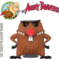 Funko Pop Animation The Angry Beavers Daggett Vinyl Figure