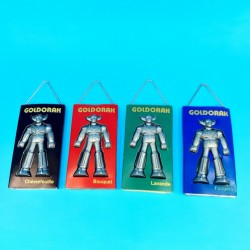 Grendizer Pack of 4 car air fresheners