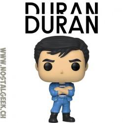 Funko Pop Rocks Duran Duran Roger Taylor Vinyl Figure