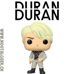 Funko Pop Rocks Duran Duran Andy Taylor