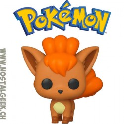 Funko Pop Pokemon Vulpix