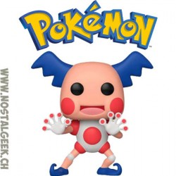 Funko Pop Pokemon Mr Mime Vinyl Figure