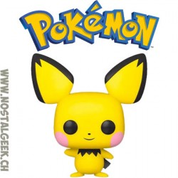 Funko Pop Pokemon Pichu Vinyl Figure