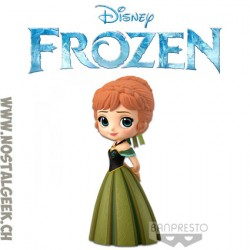 Disney Characters Q Posket Frozen Anna Coronation Style