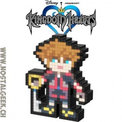 Lampe Pixel Pals Kingdom Hearts Sora Light up