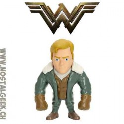 Wonder Woman Steve Trevor Metals Die Cast Figures