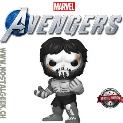 Funko Pop Games Marvel Hulk (Avengers Game) (Skeleton) Edition Limitée