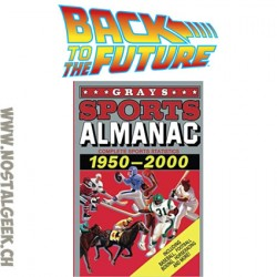Back To The Future 2 Grays Sports Almanac Replica