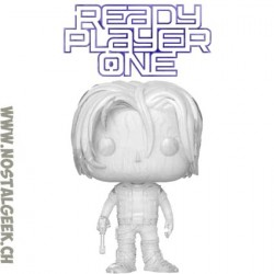 Funko Pop Movies Ready Player One Parzival (Crystal) Exclusive Vinyl Figure